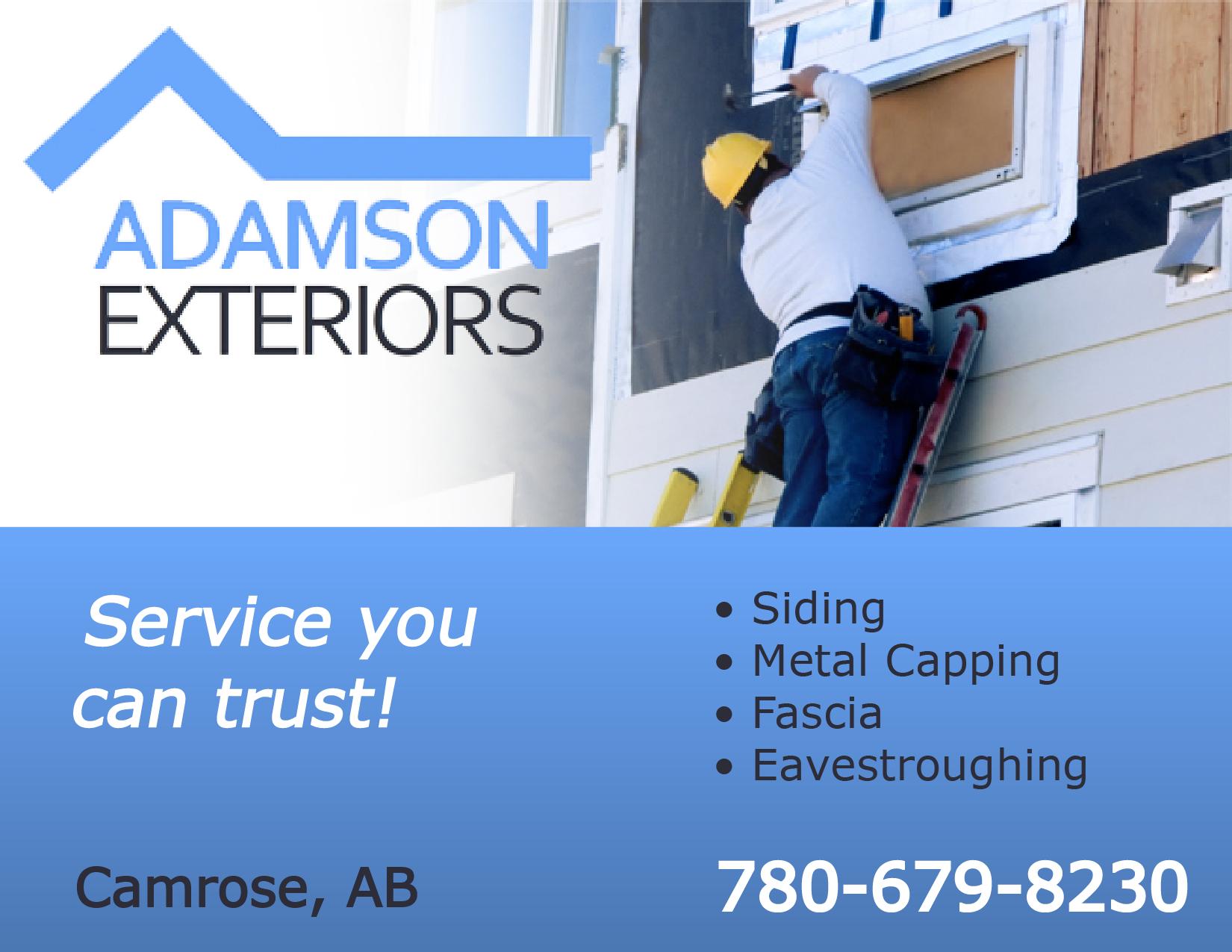 Adamson Exteriors Inc.