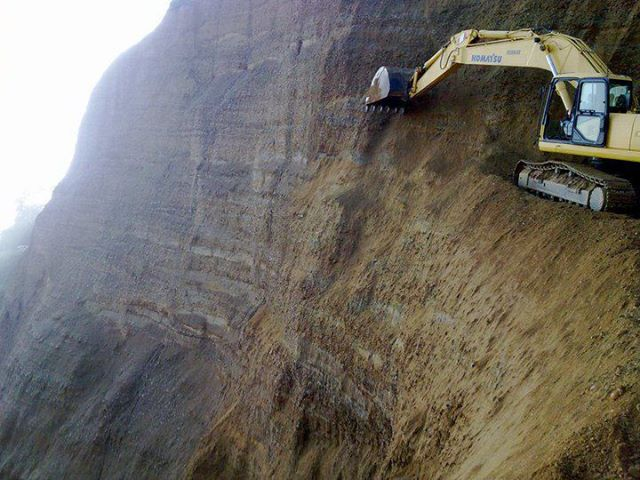 Hillside Excavating