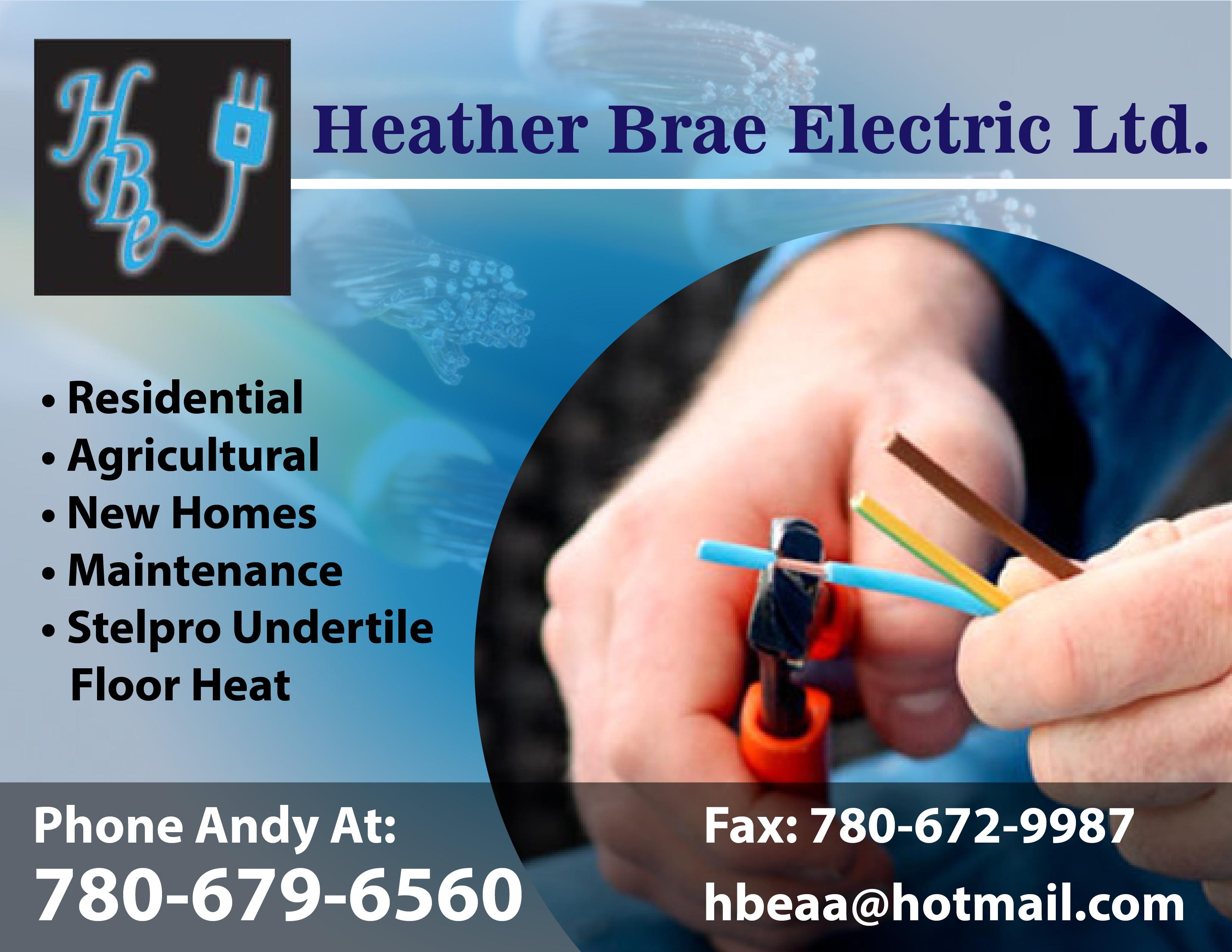 Heather Brae Electric Ltd.