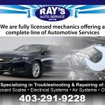 Ray's Auto Service