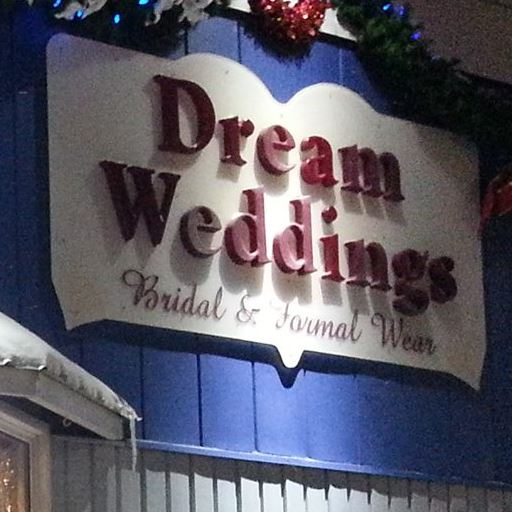 Dream Weddings Bridal & Formal Wear