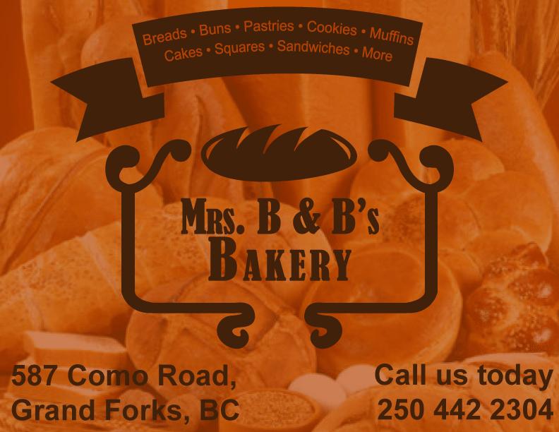 Mrs. B & B's Bakery