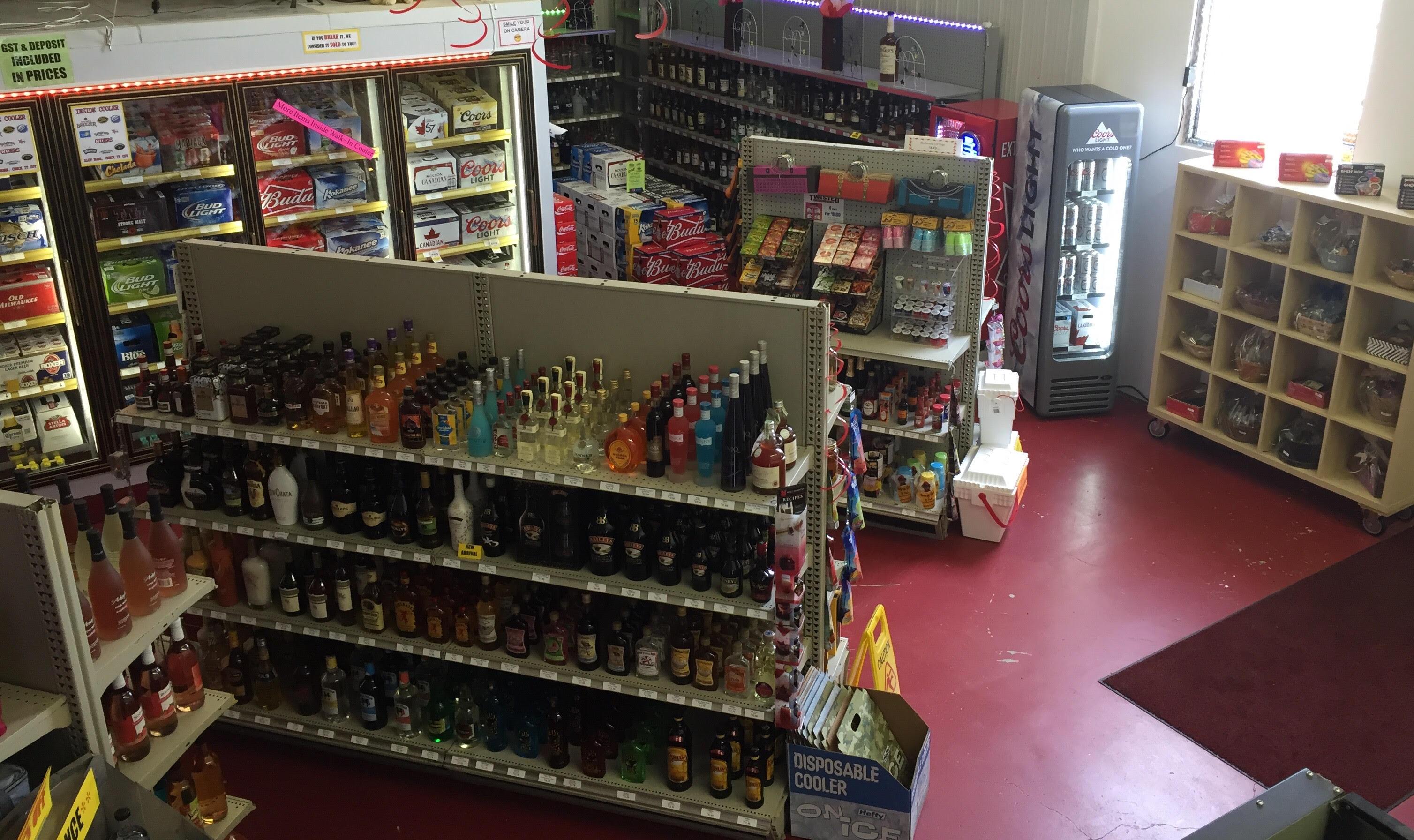 The Liquor Stop